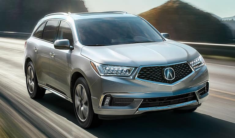 New 2020 Acura MDX Akron Ohio