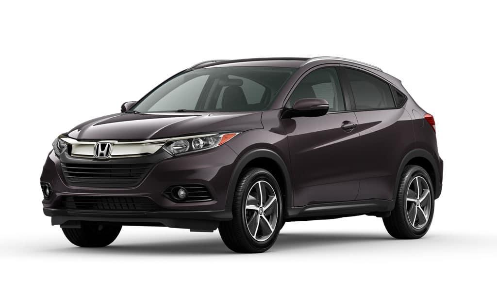 New 2022 Honda HR-V