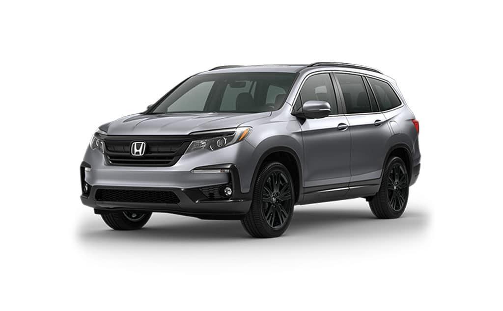 New 2022 Honda Pilot