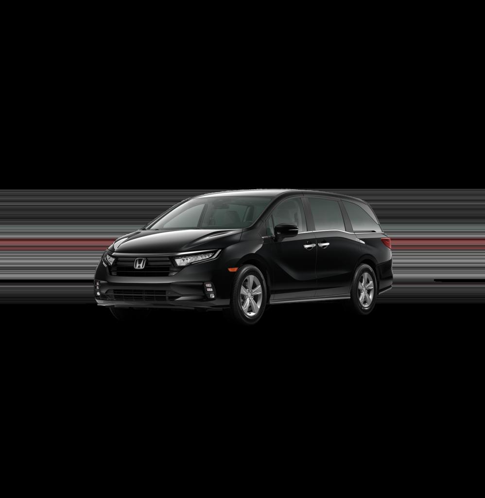 New 2022 Honda Odyssey EX