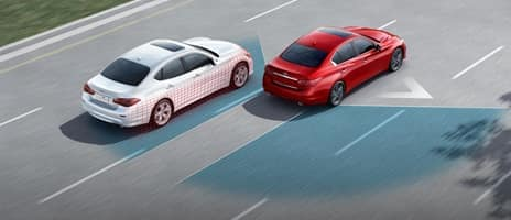 BLIND SPOT WARNING AND BLIND SPOT INTERVENTION SAFETY BEYOND WHAT YOU SEE