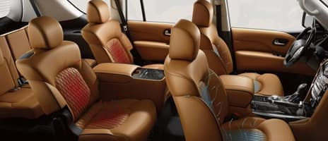DEDICATED COMFORT - DUAL CLIMATE CONTROL SEATS