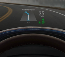 HEAD-UP DISPLAY SEE WHAT MATTERS