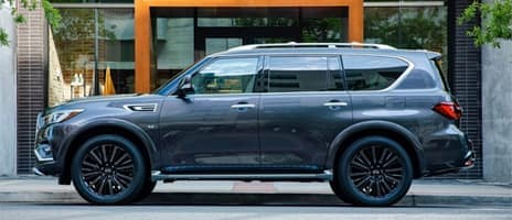 QX80 LIMITED 4WD