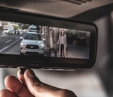 SMART REARVIEW MIRROR BACK UP YOUR BACKUP