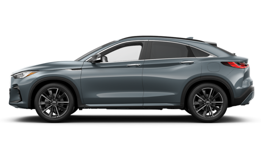 2022 QX55 LUXE AWD WITH APPLE CARPLAY AND ANDROID AUTO