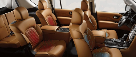 DEDICATED COMFORT - DUAL CLIMATE CONTROL SEATS