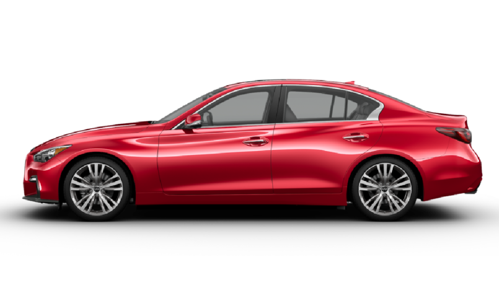 2021 Q50 3.0T SENSORY WITH APPLE CARPLAY AND ANDROID AUTO PACKAGE