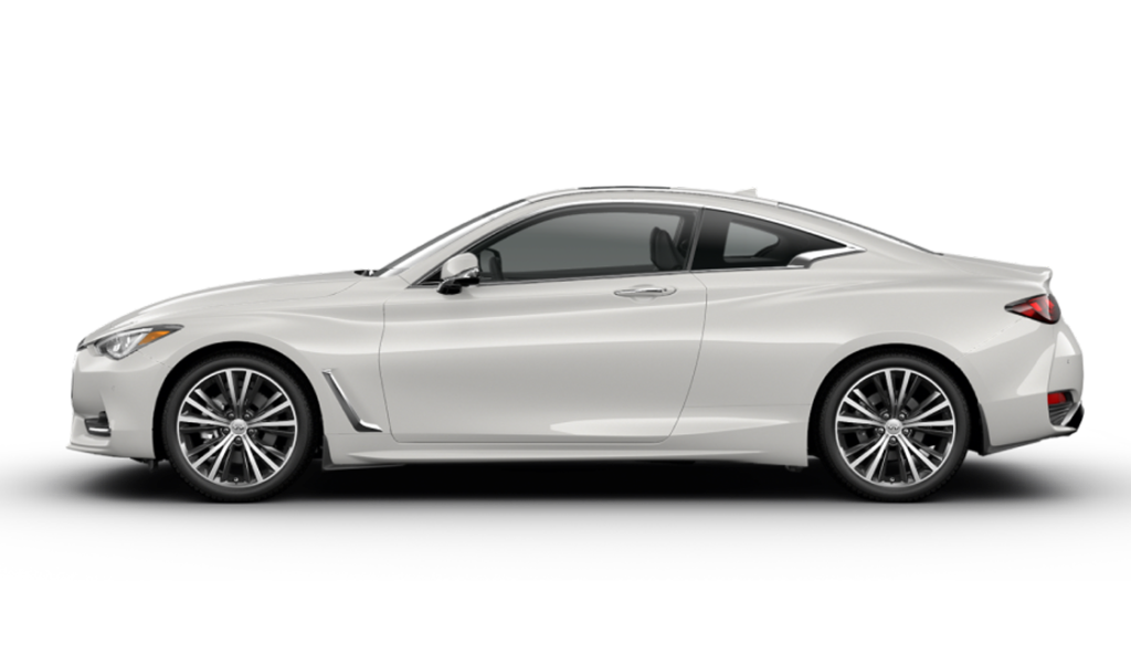 2021 Q60 3.0T LUXE WITH APPLE CARPLAY AND ANDROID AUTO PACKAGE MOONROOF BLIND SPOT