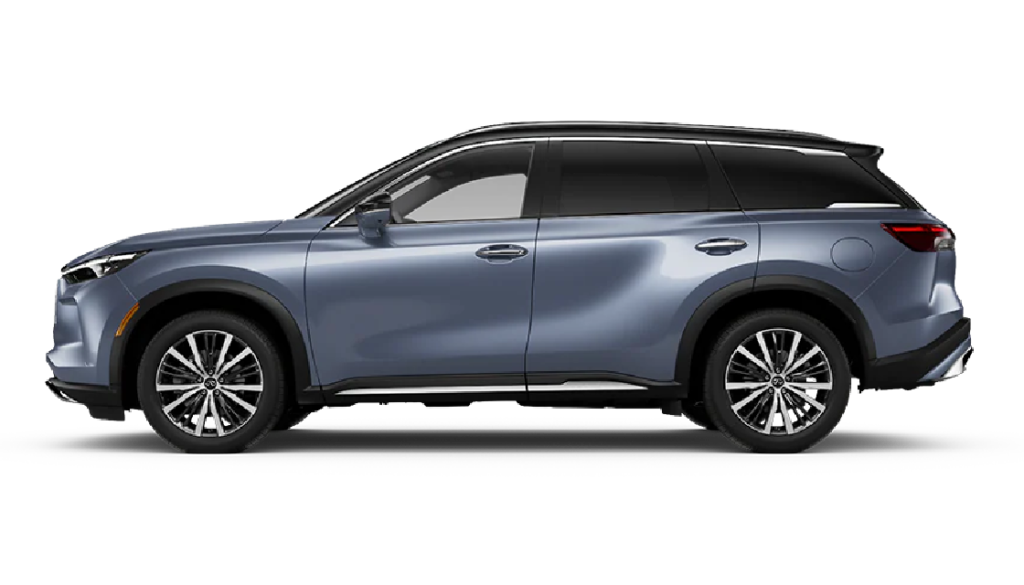 THE ALL-NEW 2022 INFINITI QX60 COMING SOON - NOVEMBER 2021 - TAKING RESERVATIONS