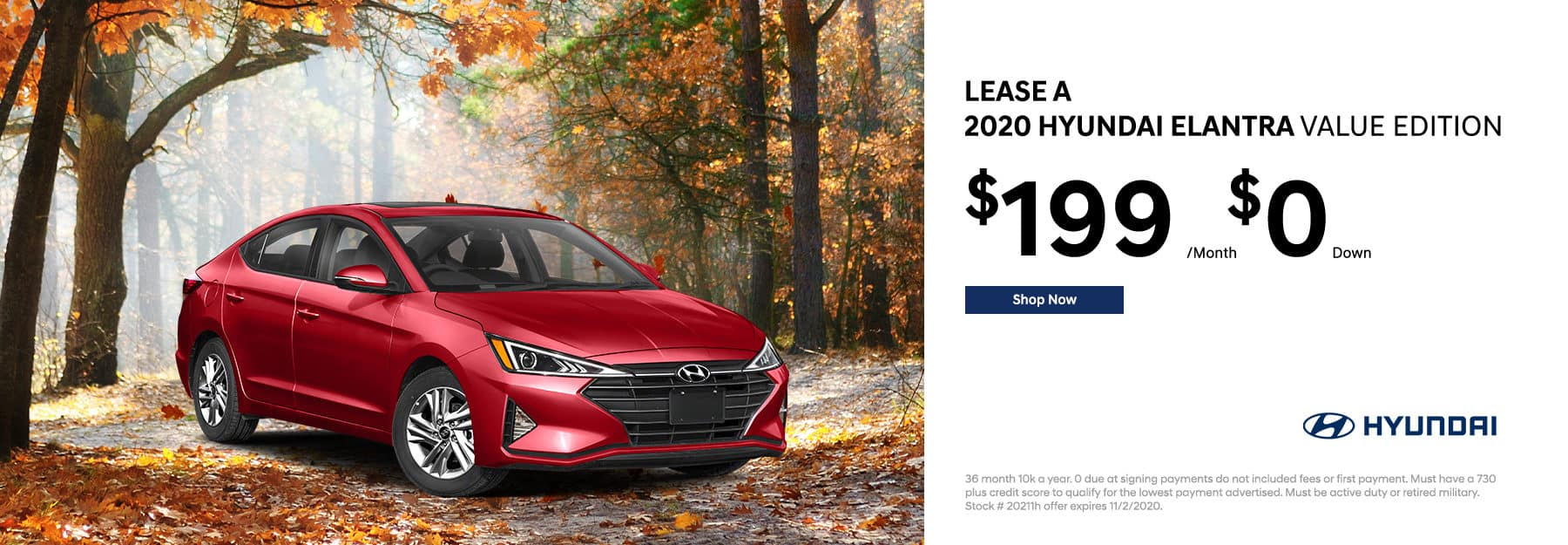Elantra Value Lease September