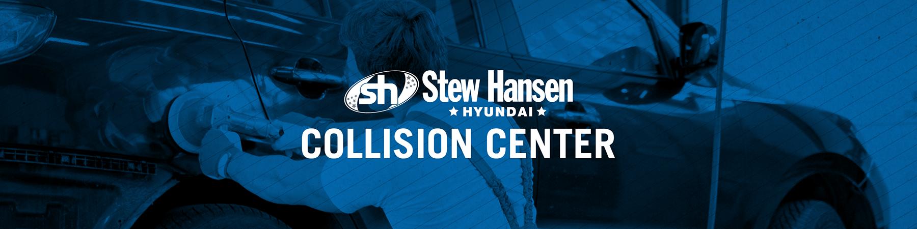 Stew Hansen Hyundai Collision Center