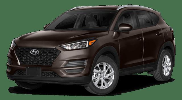 2019 Hyundai Tucson Brown