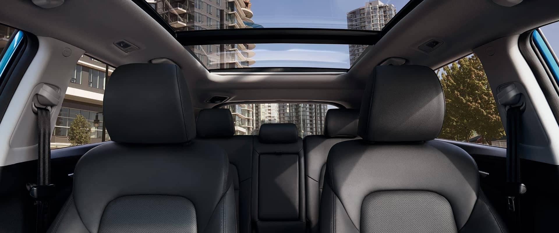 2019 Hyundai Tucson Seating