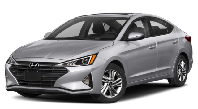 2020 Hyundai Elantra Silver