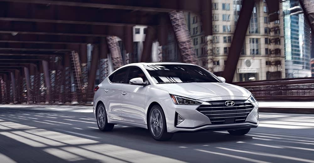 2020 Hyundai Elantra Driving