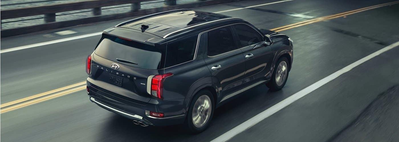 2020 Hyundai Palisade on Open Highway