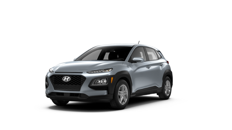 2021 Hyundai Kona Sonic Silver