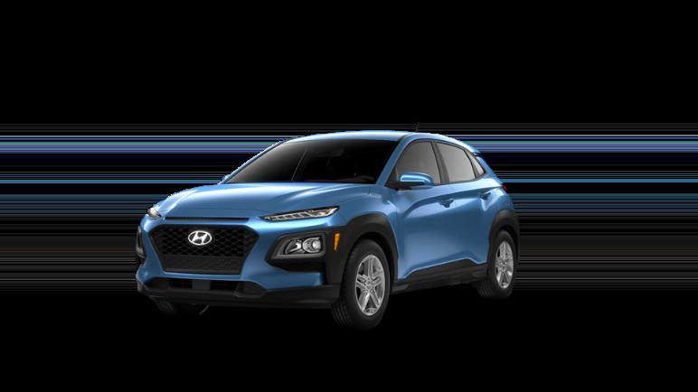 2021 Hyundai Kona Surf Blue