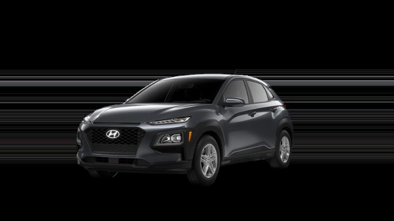 2021 Hyundai Kona Thunder Gray