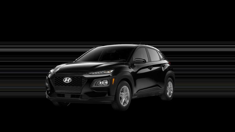 2021 Hyundai Kona Ultra Black