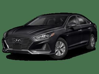 Hyundai Sonata Hybrid angled 320x240