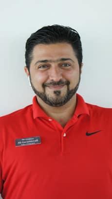 Ali Geramimafi