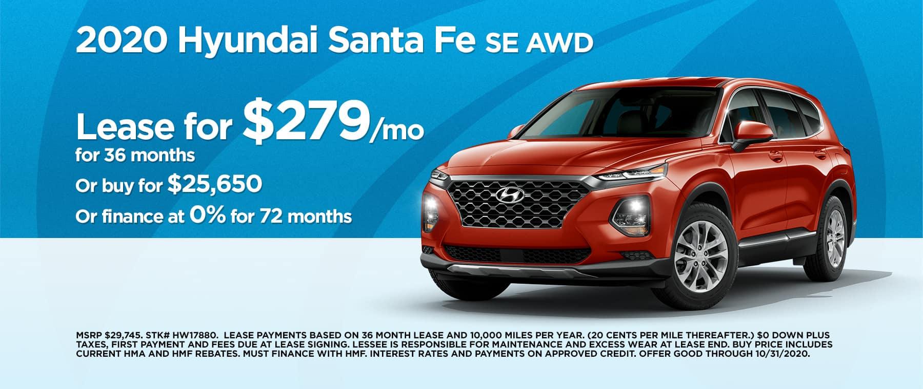 2010 Hyundai SantaFe
