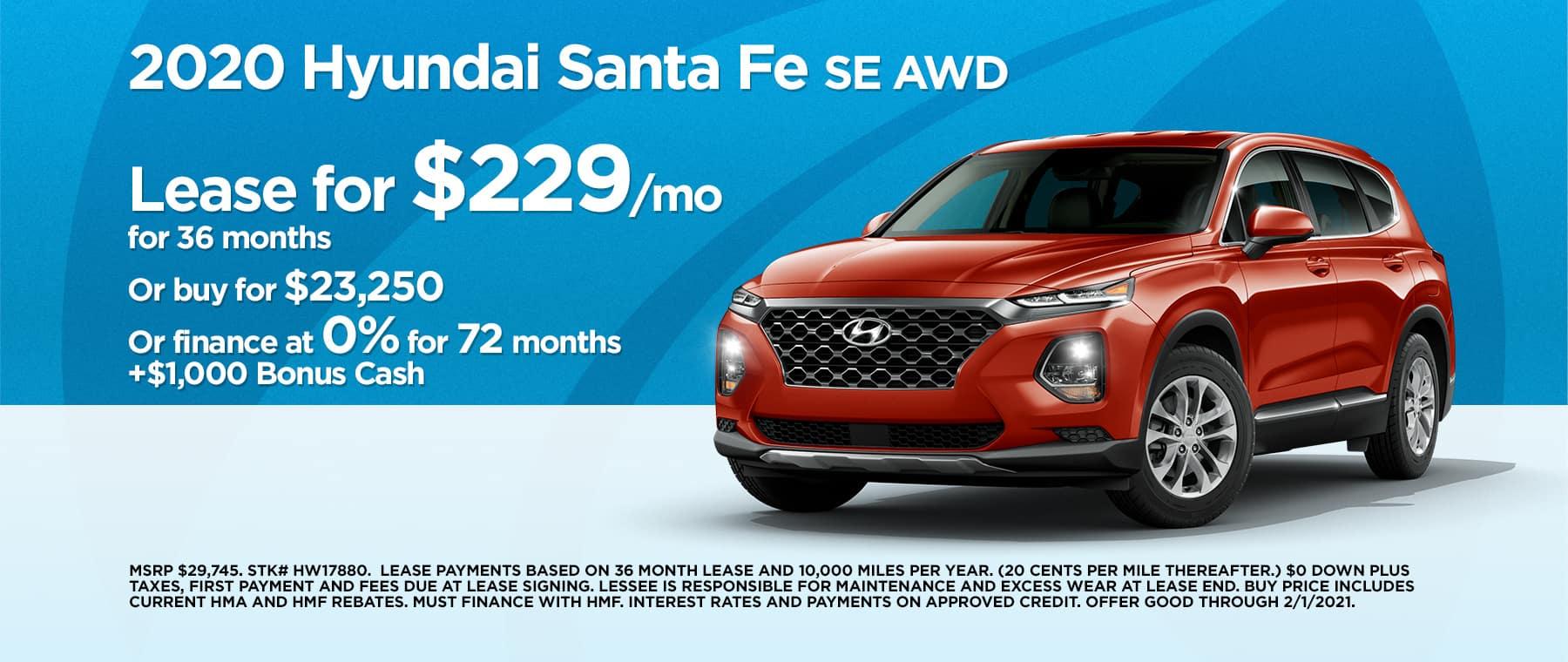 2101 Hyundai SantaFe