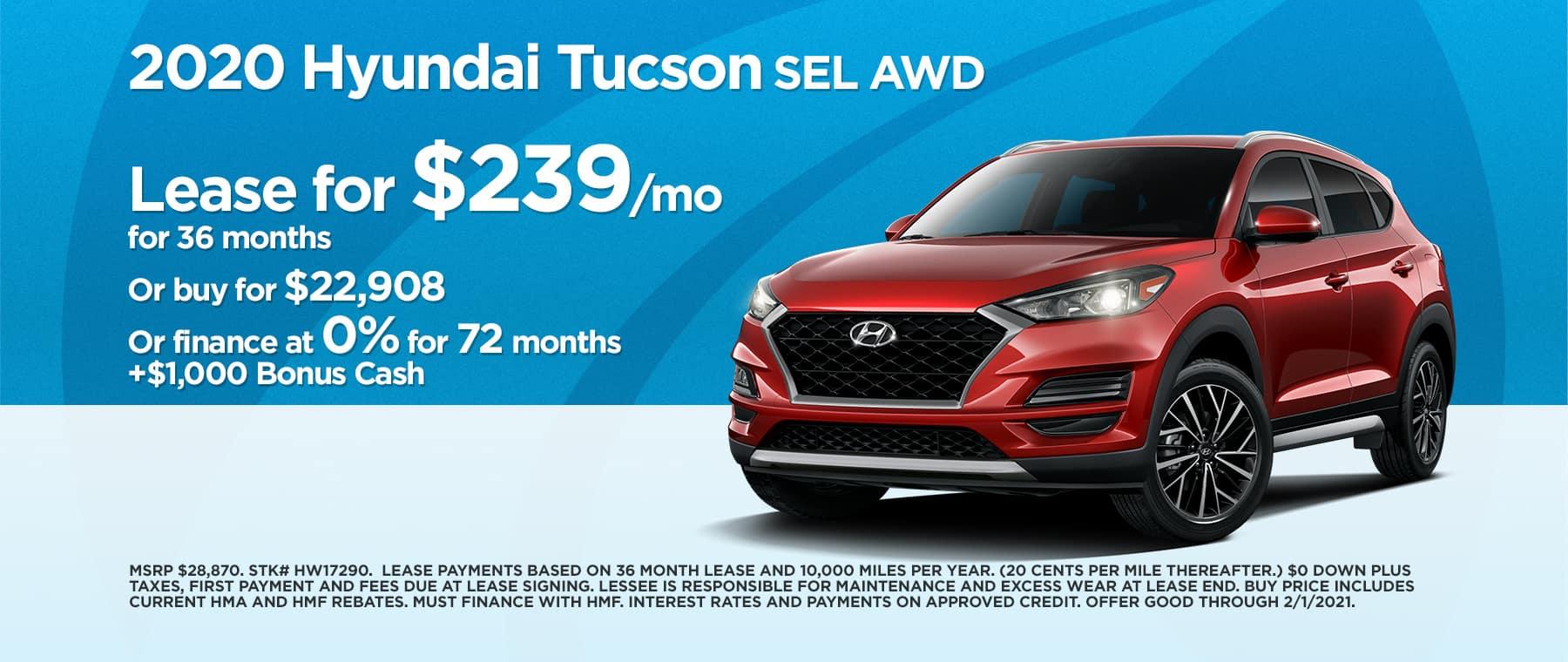 2101 Hyundai Tucson