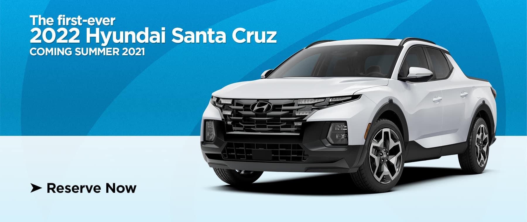 2104 Hyundai SantaCruz