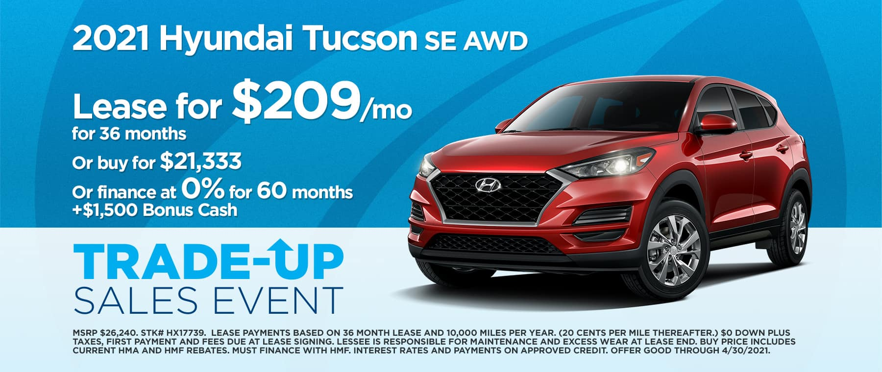 2104 Hyundai Tucson