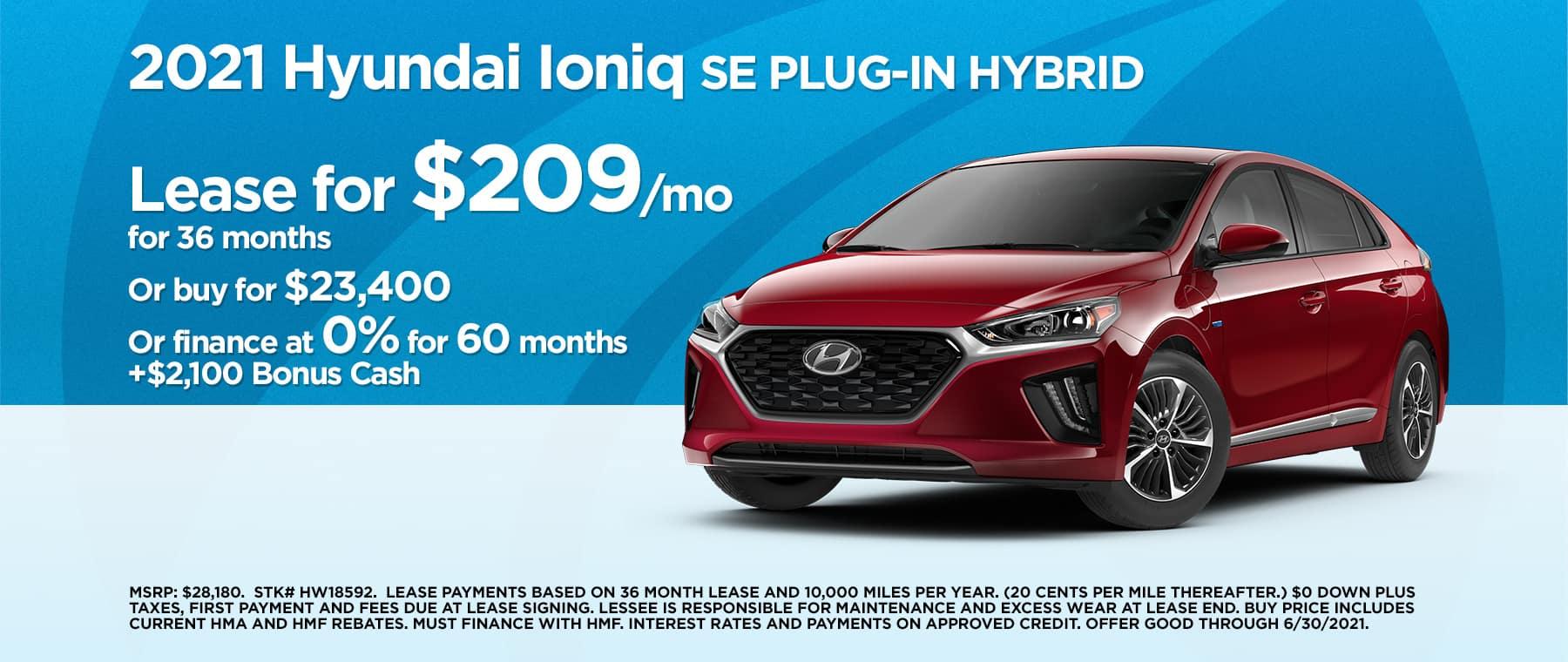 2106 Hyundai Ioniq