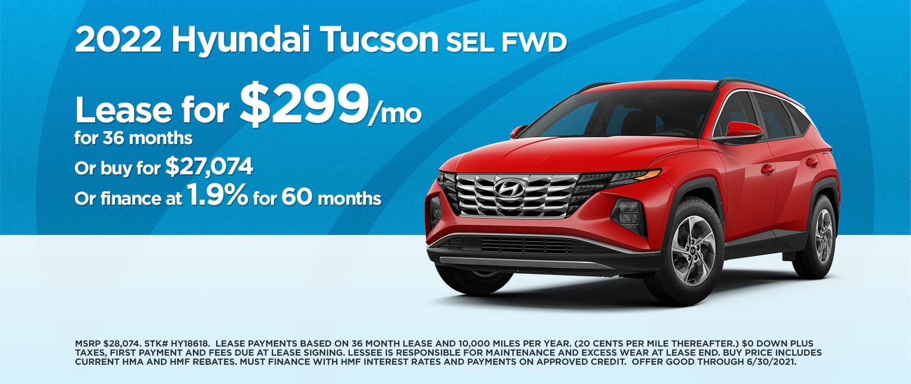 2106 Hyundai Tucson