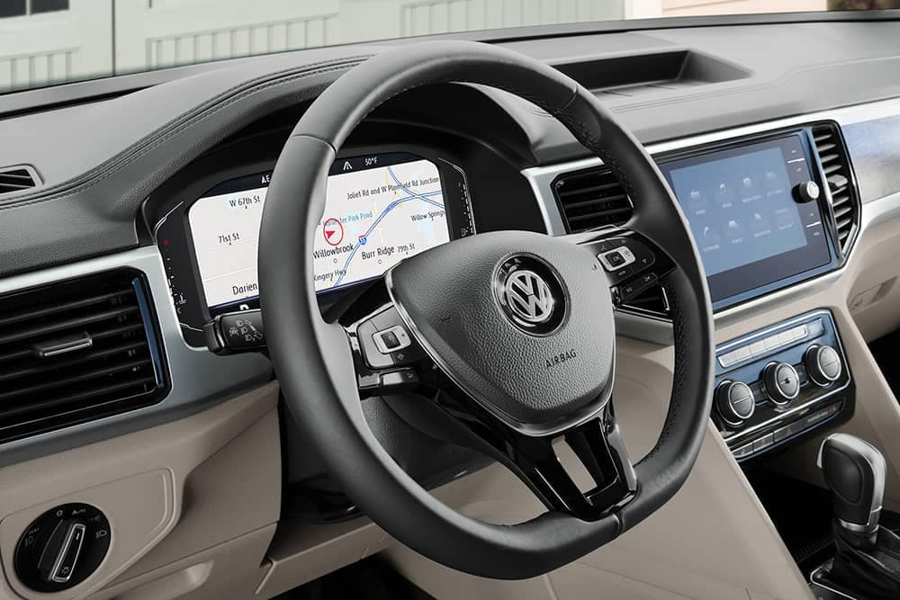 2020 Volkswagen Atlas