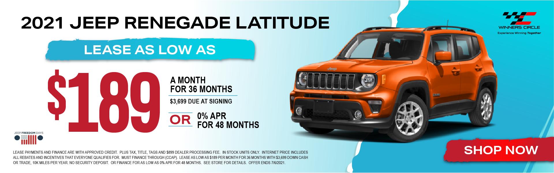 Jeep Latitude